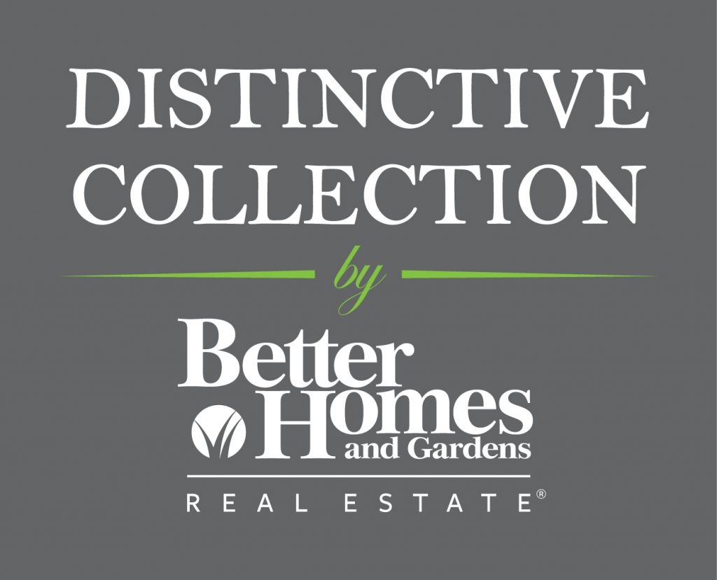 DistinctiveCollection_Logo_WhiteGreenonGray_RGB