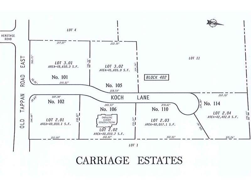Map-Carriage Estates